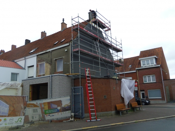 Project Blekerijstraat, renovatieproject image