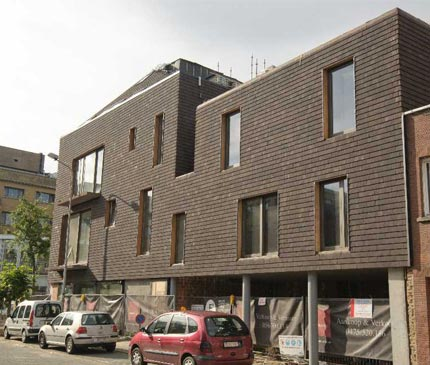 Project Loofstraat, nieuwbouwproject